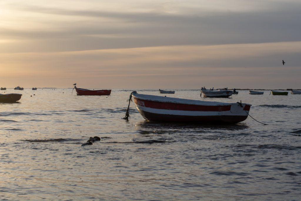 plaze w hiszpanii kadyks