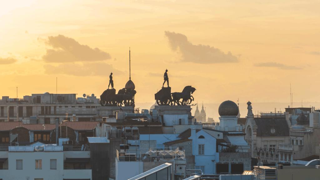 Madryt, zwiedzanie, najważniejsze atrakcje punkty widokowe co zobaczyc w madrycie