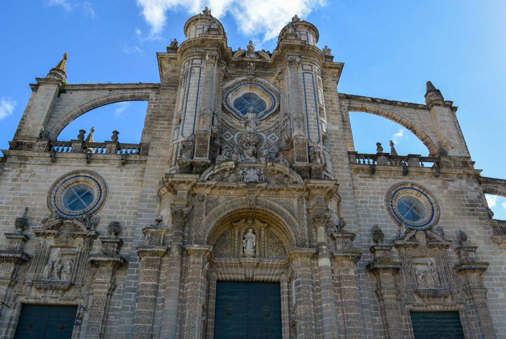 katedra w jerez de la frontera zwiedzanie andaluzji hiszpania