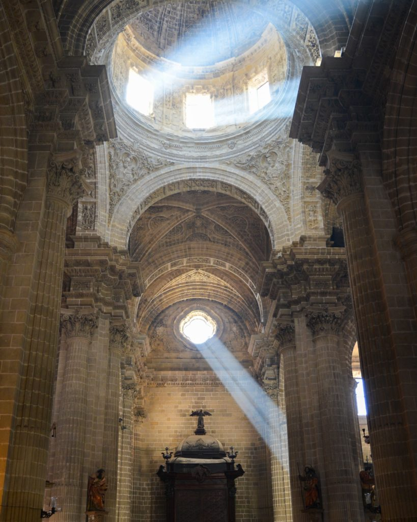 katedra w jerez de la frontera andaluzja hiszpania