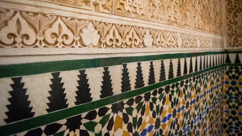 Ozdoby w Alhambrze