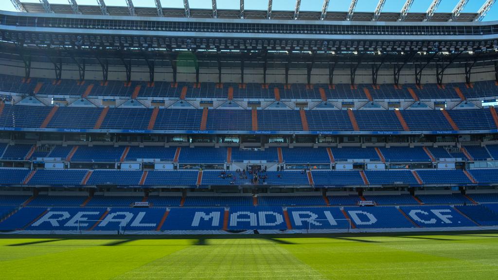 stadion realu madryt zwiedzanie