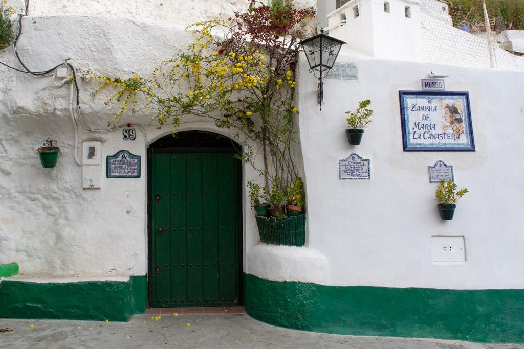 Muzeum flamenco w Sacromonte