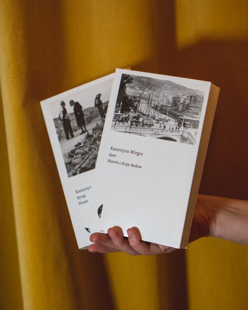 książki o Hiszpanii