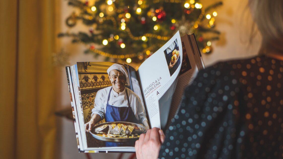 Książki o hiszpańskiej kuchni