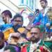 Karnawał w Kadyksie carroza chirigota
