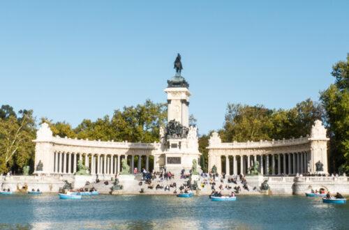 Najważniejsze atrakcje Madrytu