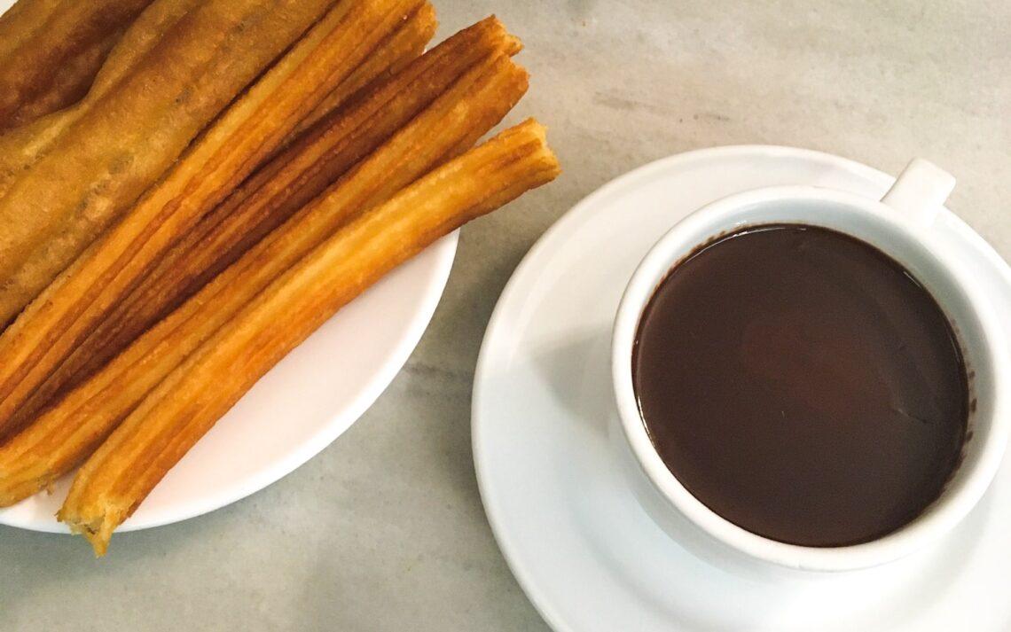 Gdzie zjeść najlepsze churros w Madrycie