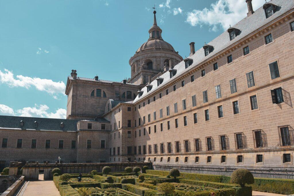 Zwiedzanie Escorial