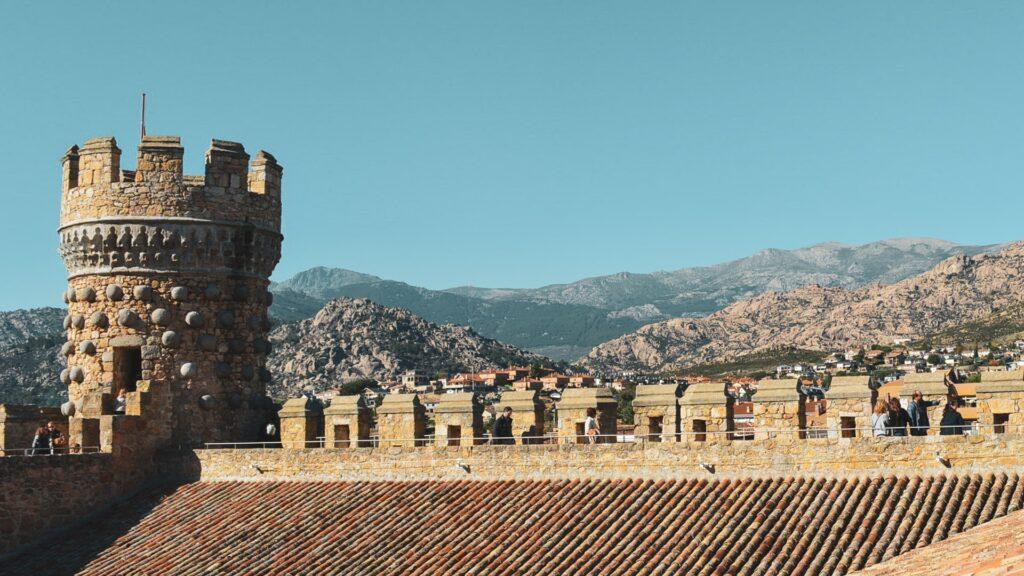 Zwiedzanie Manzanares el Real