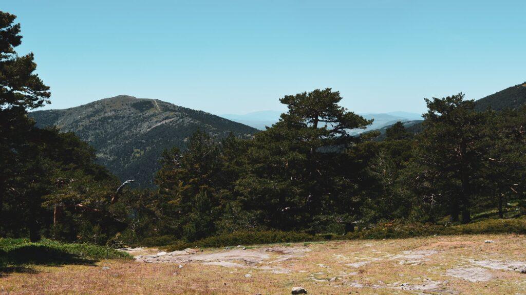 Wycieczka górska blisko Madrytu